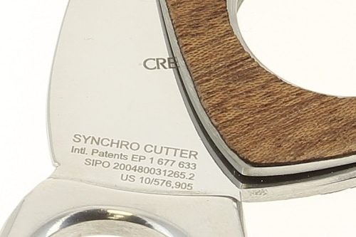 Coupe cigare Credo Synchro Acajou