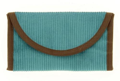 Blague à Paquet de Tabac Kimeko Vintage Bleu