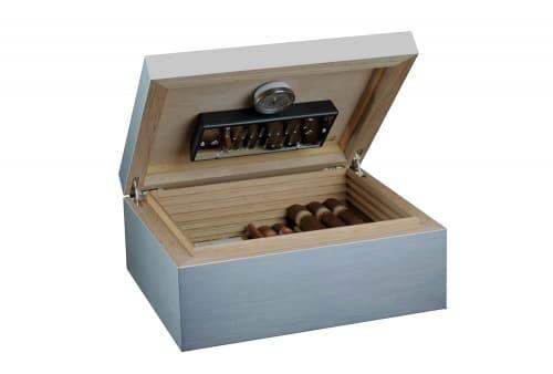 Cave a cigare Adorini Aluminium M Deluxe