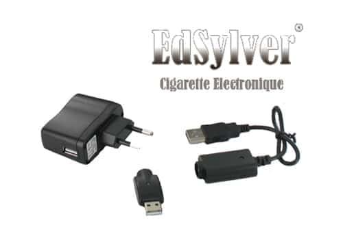 Chargeur Secteur pour cigarette �lectronique Edsylver