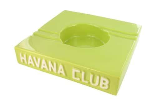 Cendrier Havana Club Carré Pistache Double