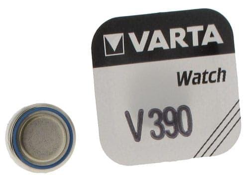 Pile Oxyde d\'Argent Varta V390