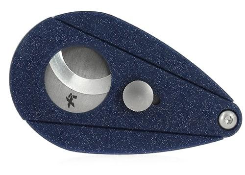 Coupe cigares XIKAR résine bleu