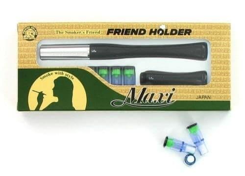 Fume cigarettes Friend Holder 08650 Maxi Chrom�