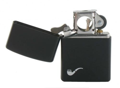Zippo Pipe Noir Mat