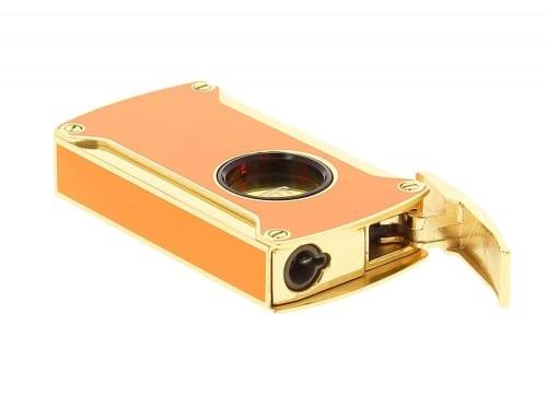 Briquet Electrique Winjet Orange et Dor�