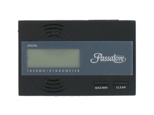 Hygromètre Digital Passatore Noir