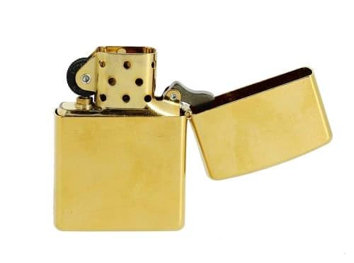 Zippo Regular Gold Dust