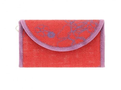Blague à Paquet de Tabac Kimeko Fleur Violette