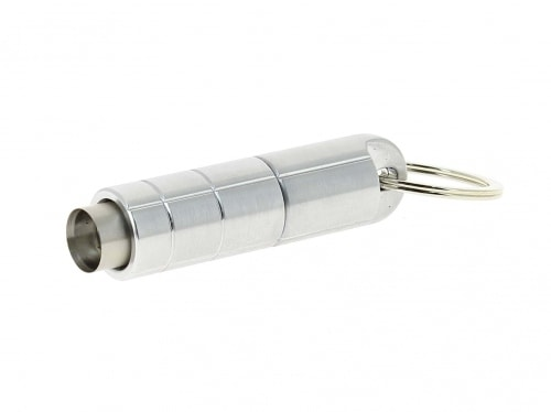 Emporte Piece Xikar Punch Ejecteur 11 mm Argent