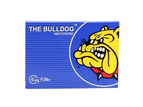 Filtres en carton The Bulldog x 1