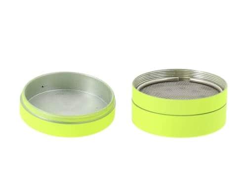 Grinder Vert soft touch 3 parties 40mm