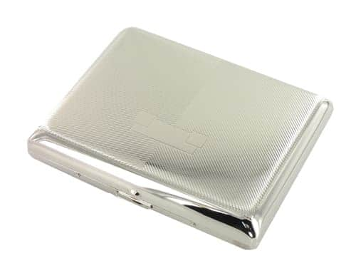Etui cigarettes Chrom�