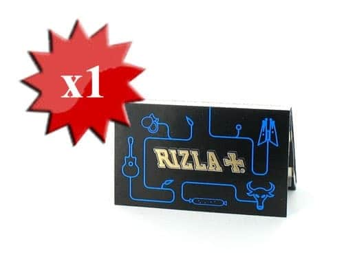 Papier à rouler Rizla Black Edition Limitée x 1