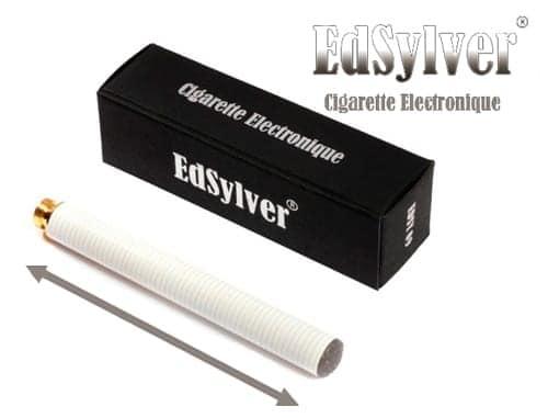 Batterie Haute performance pour E-Cigarette Edsylver Rouge