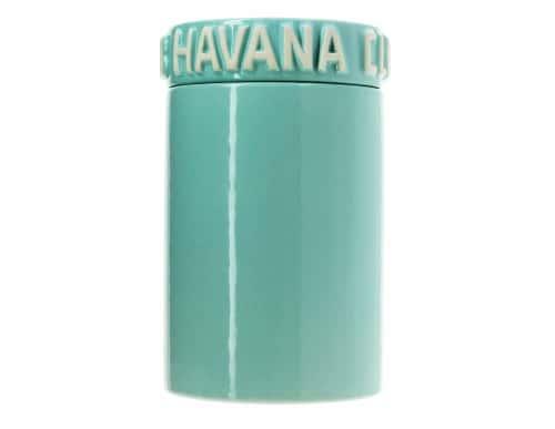 Jarre � cigares Havana Club Bleue