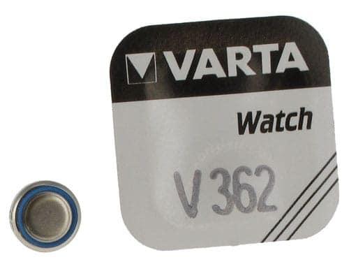 Pile Oxyde d\'Argent Varta V362