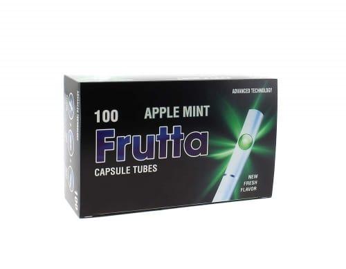 Boite de 100 tubes Click pomme menthe avec filtre x 1