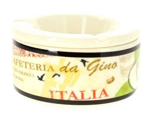 Cendrier céramique Café Italie