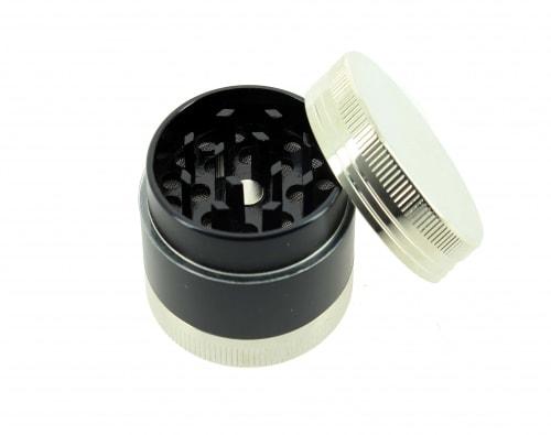 Grinder Noir 3 parties 40mm