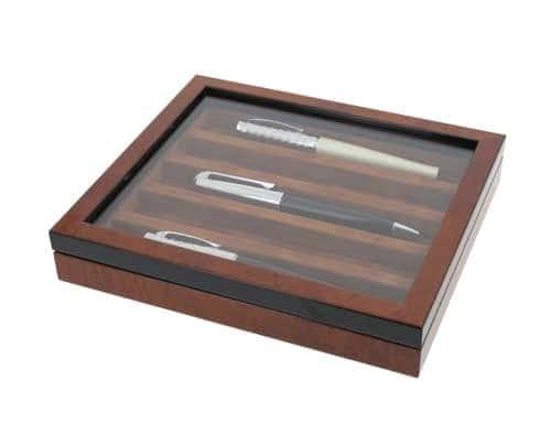Coffret 5 stylos Loupe d'Orme