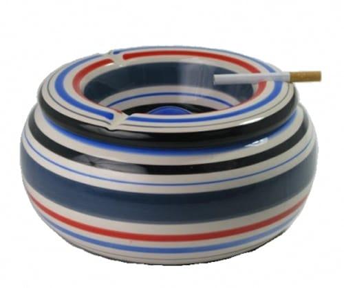 Cendrier Céramique XXL Multicolore II