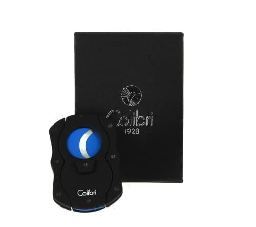 Coupe cigare Colibri Cut Noir et Bleu