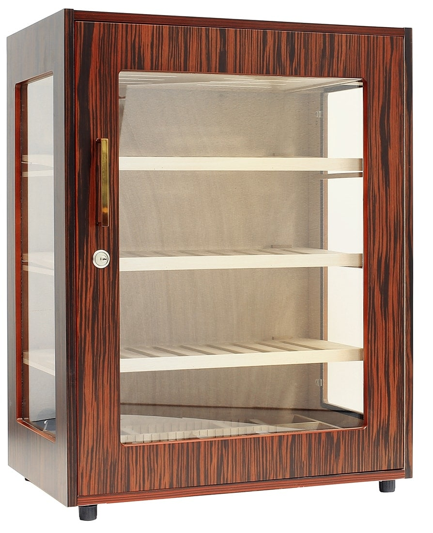armoire cigares adorini salina ebony 690 00. Black Bedroom Furniture Sets. Home Design Ideas