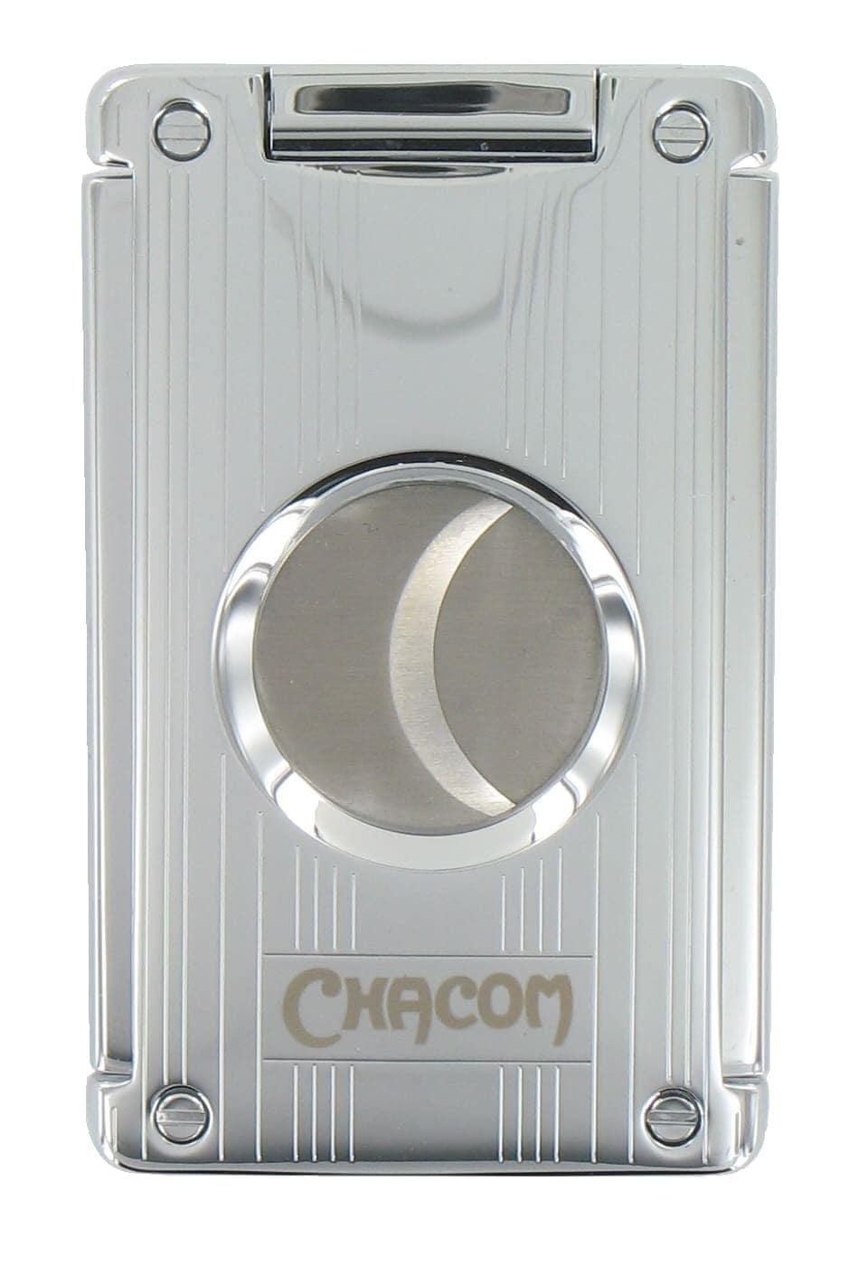 Coupe cigares chacom chrom vertical 44 90 - Comment couper un cigare ...